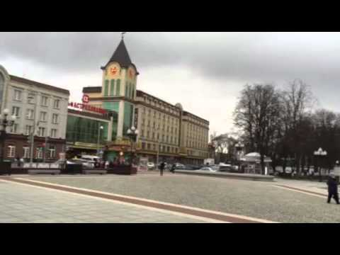 Victory Square, Kaliningrad town centre