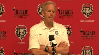 Football Post-Game Press Conference | Sep. 6th, 2014