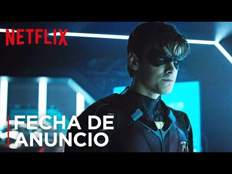 Titanes   Anuncio de fecha   Netflix