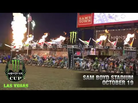Monster Energy Cup 2019 - Tickets on Sale Now!