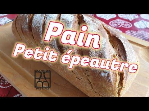 pain-100%-petit-épeautre-à-la-maison