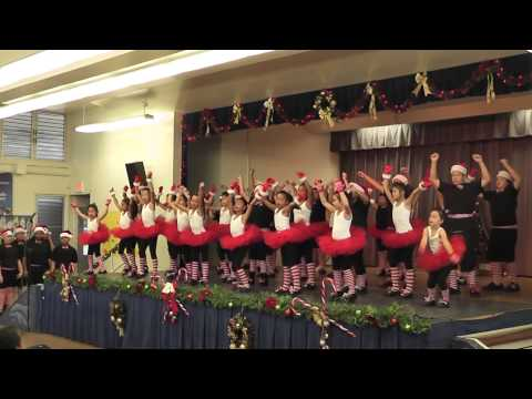 Extraordinary Merry Christmas (GLEE) - Paliku Academy of Performing Arts