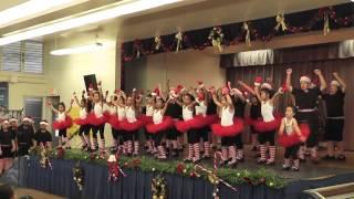 extraordinary merry christmas glee paliku academy of performing arts