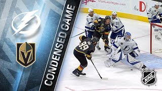 12/19/17 Condensed Game: Lightning @ Golden Knights