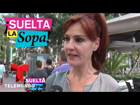 Suelta La Sopa | Chantal andere opina sobre el divorcio de Sherlyn | Entretenimiento