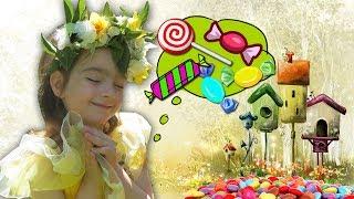Сказка про фею ВОЛШЕБНЫЕ ТУФЕЛЬКИ Видео для детей