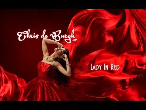 Chris deburgh lady in red lyrics