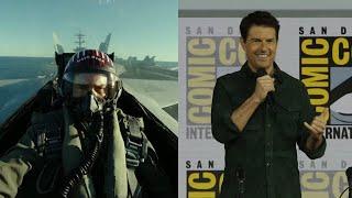 Top Gun: Maverick | Fans go wild as Tom Cruise launches first trailer at San Diego Comic-Con