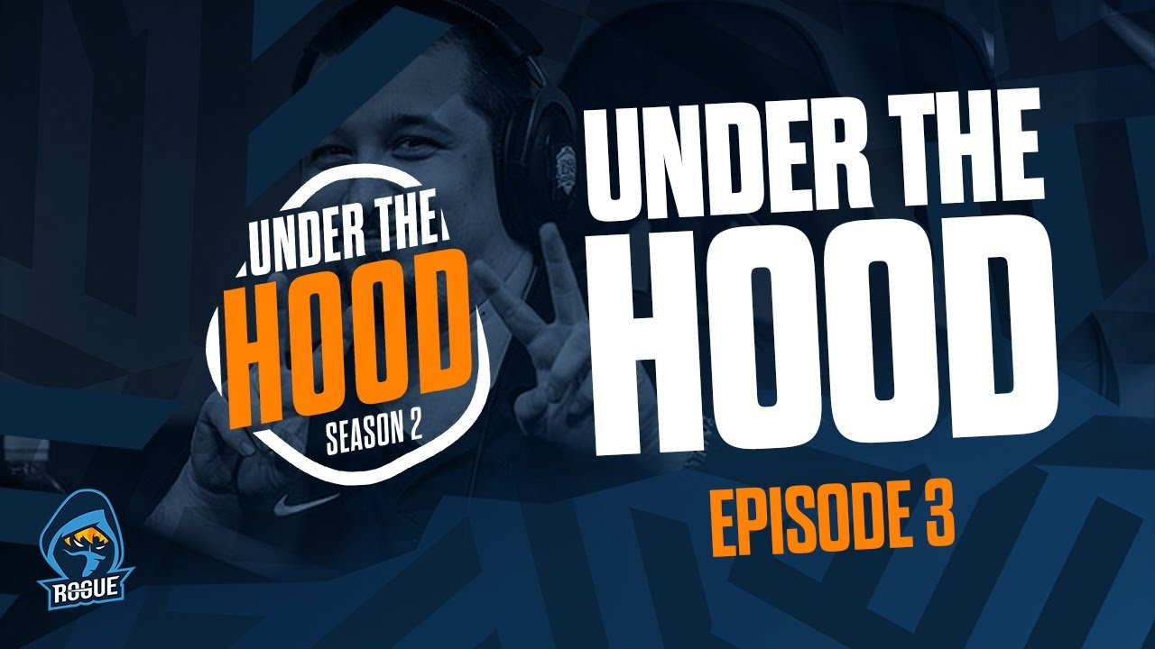 For Tomas, being Rogue's GM takes dedication.   Under the Hood S2E3