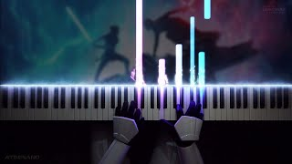 Star Wars - The Rise of Skywalker | Final Trailer (Piano Cover) [+sheets]