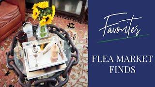My Favorite Flea Market Furniture Finds