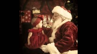 Skylar & Madison's visit with Santa 2014