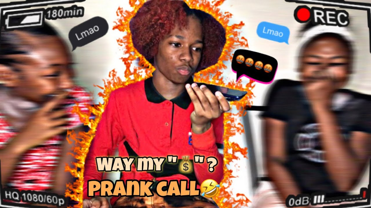 Download Lil Ezee— Calling Trini🇹🇹 Parents and Telling them that  - they owe me money 🤫💵  (PRANK CALL)