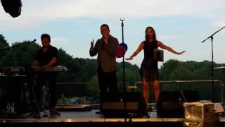 """Sommerfest im Rosengarten - The Spirit of Falco """"Data De Groove"""""""
