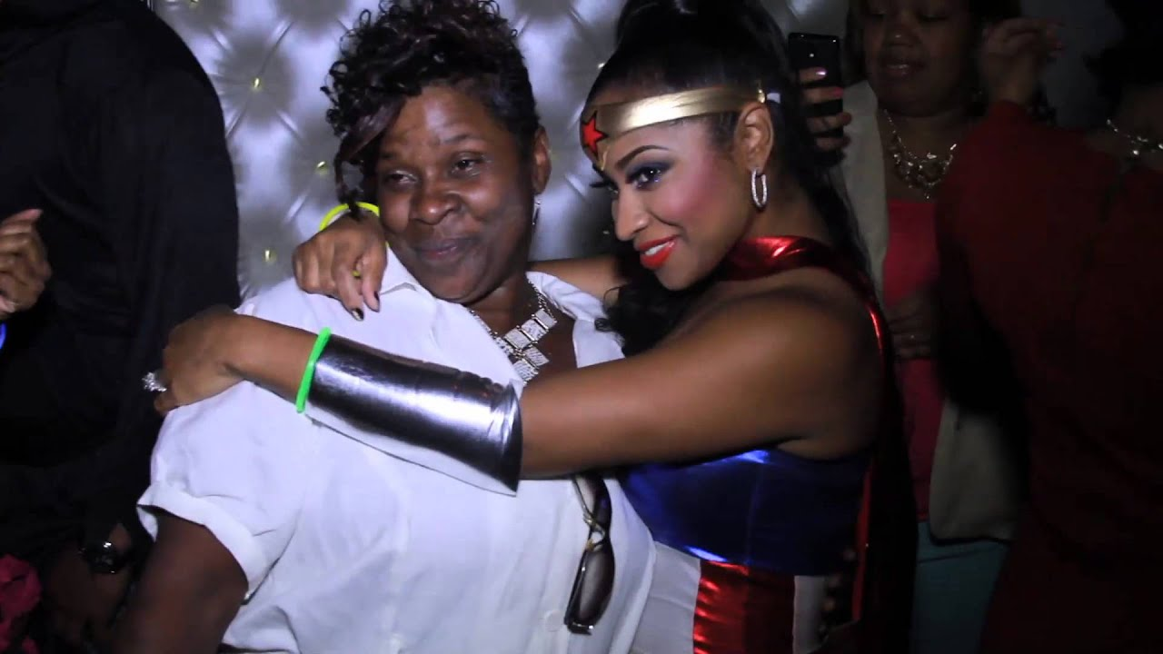 toya birthday halloween party new orleans 2012 bonose tv - New Orleans Halloween Parties