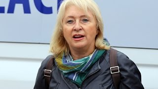 Jolanta Hibner przed wyborami (06.10.2015)