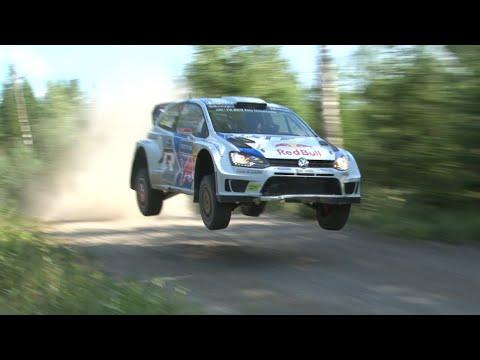 WRC Rally Finland 2014 - Motorsportfilmer.net