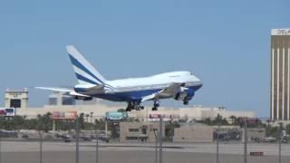 rare las vegas sands corp 747sp 31 vp blk arriving at las vegas