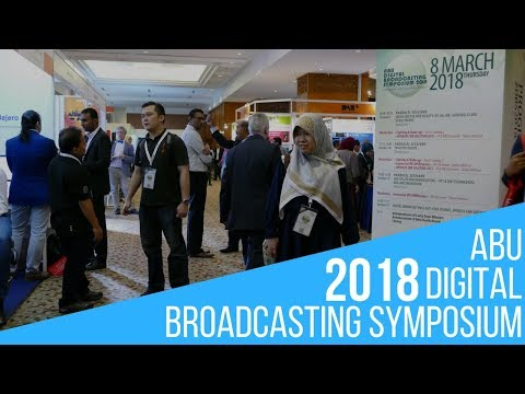 The 14th ABU Digital Broadcasting Symposium video round-up