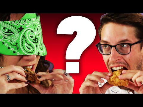 Thumbnail: People Try Deep-Fried Mystery Food