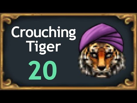 Crouching Tiger [20] Delicious Gujarat - EU4 Bengal Tiger Silk Road Sun Never Sets