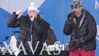 "XAVAS - Wage es zu glauben - Live beim ""Top of the Mountain in Ischgl 2013"""