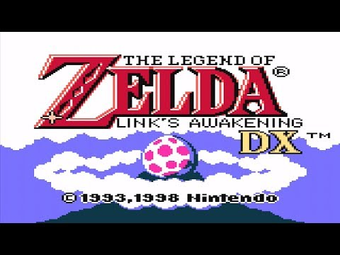 Hooper Live Zelda Link's Awakening #1