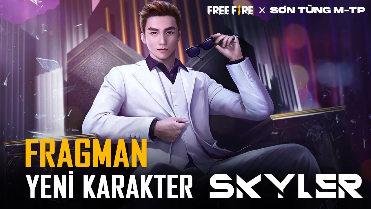 [FRAGMAN] Yeni Karakter: SKYLER l Garena Free Fire