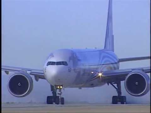 Boeing 777-300ER FULL TEST ( RTO)