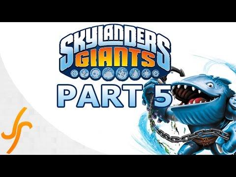 Skylanders Giants Walkthrough part 5