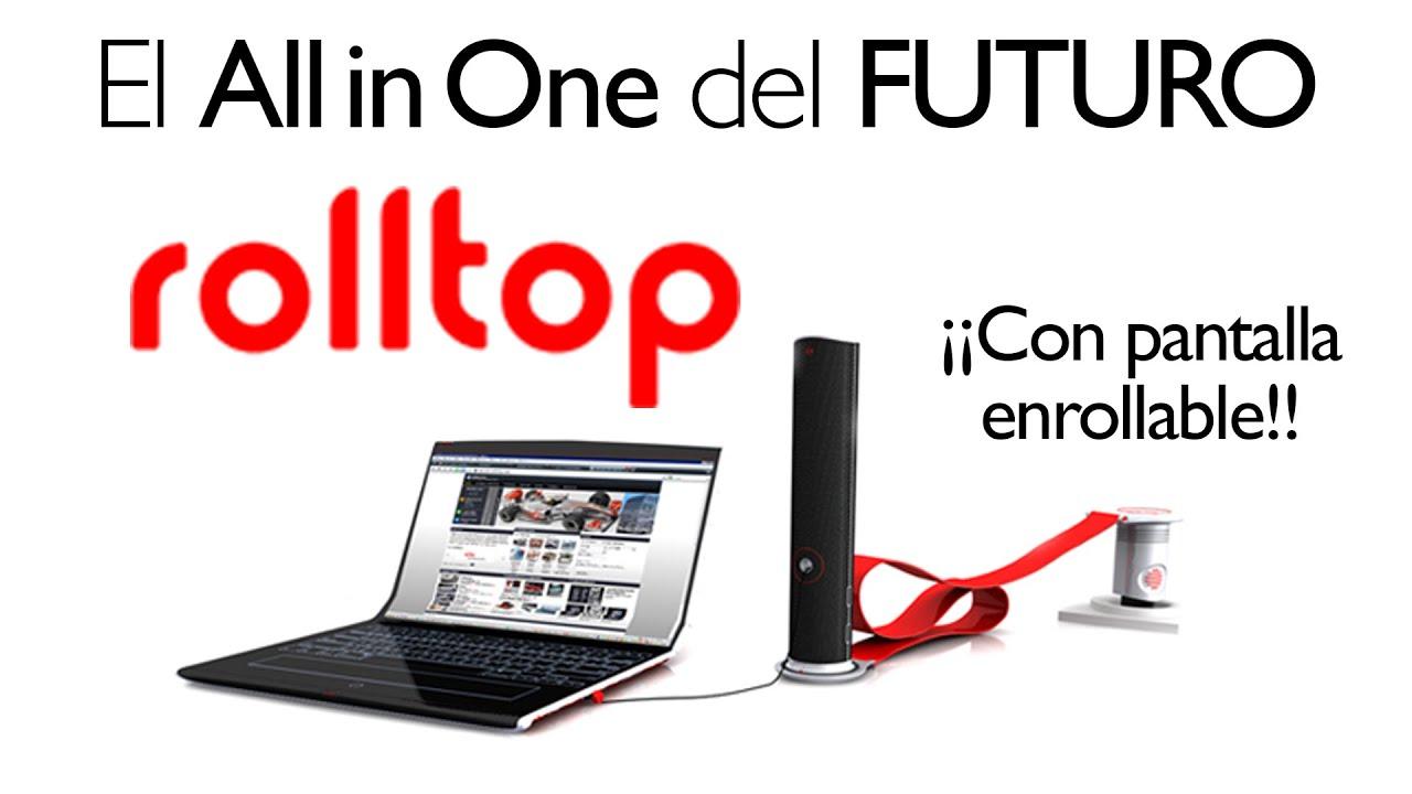 myRolltop: El dispositivo enrollable del futuro