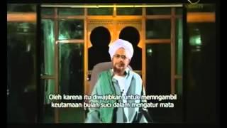Menjaga Mata ♦ Habib Umar bin Muhammad bin Salim bin Hafidh