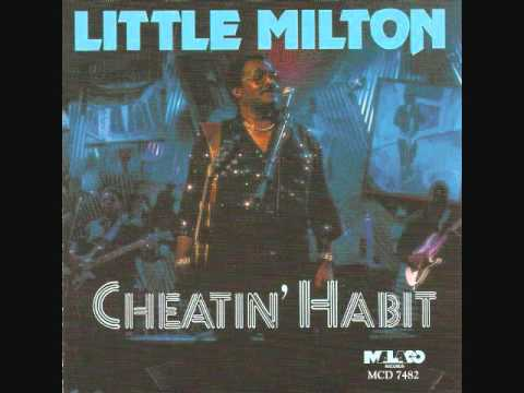 What Do You Do When You Love Somebody  Little Milton.wmv