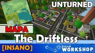 Unturned MAPA: The Driftless (Mapa INSANO)