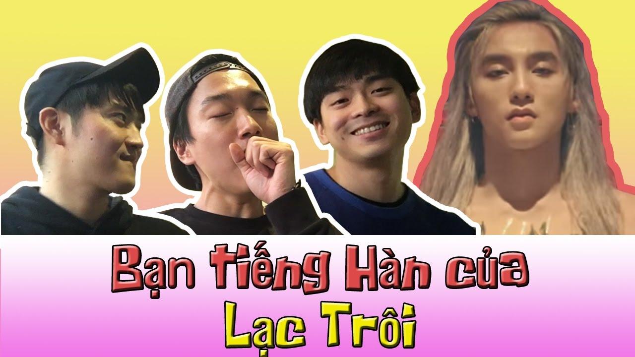 LẠC TRÔI_Người HànQuốc cover bài hát LẠC TRÔI của SƠN TÙNG M-TP 베트남V-pop  Cover - YouTube
