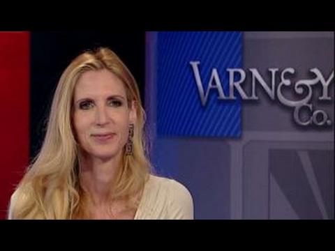 Ann Coulter: Stephen Colbert lacks humor, taste