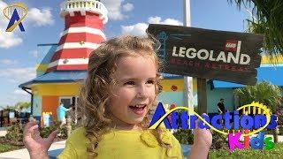 Surf's Up at the Legoland Beach Retreat at Legoland Florida Resort