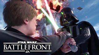 Star Wars Battlefront - E3 2015 Demo Gameplay @ 1080p (60fps) HD ✔