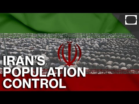Does Iran Need To Make More Babies?