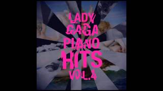 Lady Gaga Piano Hits Vol. 4 - 01. Aura (Piano Version)