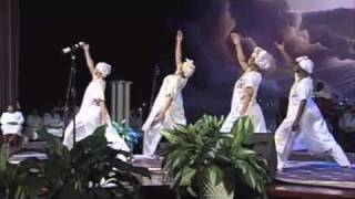SPIRIT WINGS DANCE COMPANY @ EVANGEL CATHEDRAL - THE WORSHIP MEDLEY