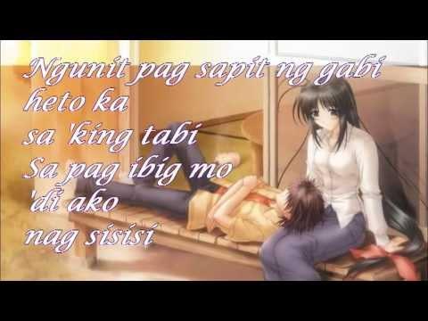 Di mo ba alam - Siakol w/ Lyrics ( Anime...