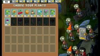 Plants vs Zombies 2 Pak Mod Night