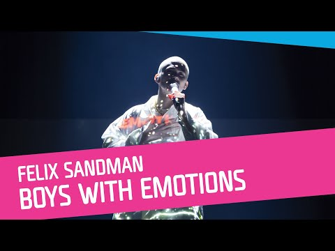 Felix Sandman – Boys With Emotions