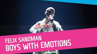 Cover images Felix Sandman – Boys With Emotions