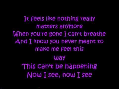 Everybody Hurts - Avril Lavigne lyrics