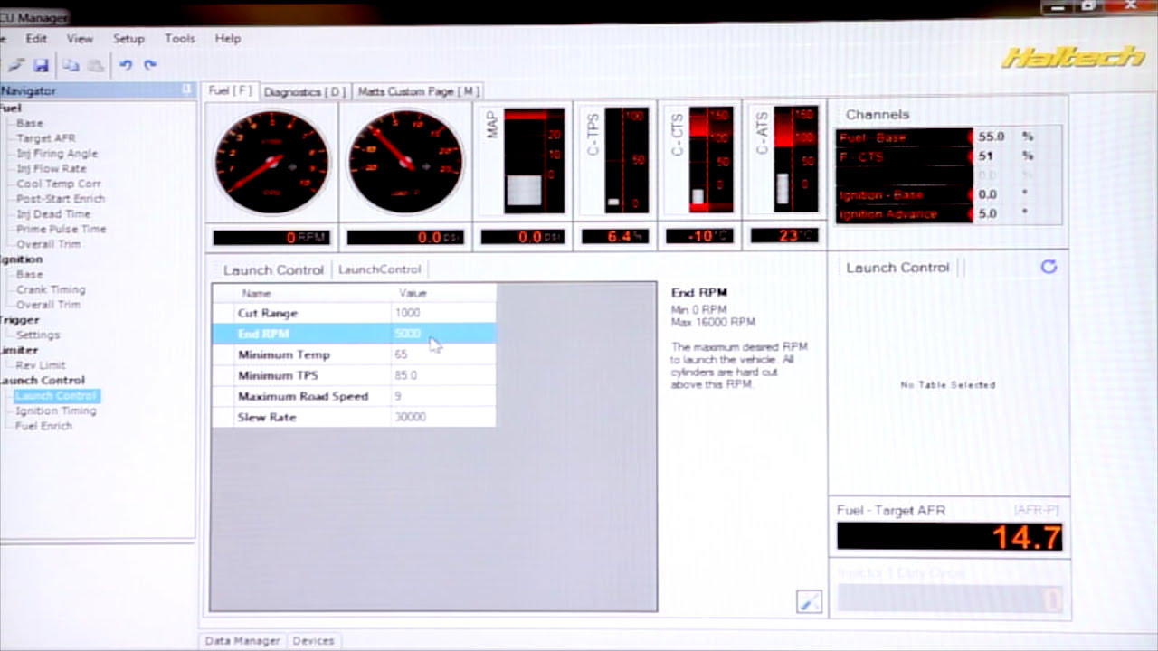 Anti-Lag And Launch Control Setup - Haltech Diy  Haltech 06:26 HD