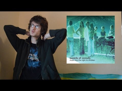 Boards of Canada - Music Has The Right To Children (Album Review)