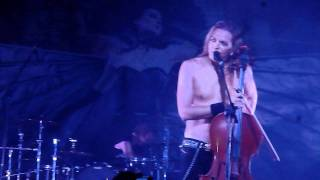 Apocalyptica en Costa Rica - I Don't Care / Enter Sandman