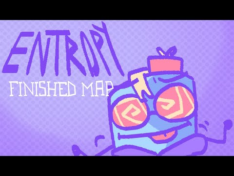 ENTROPY - FINISHED OBJECT SHOW MAP